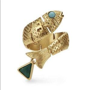 Tory Burch Fish Ring